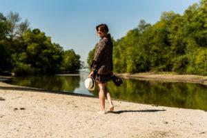 Ein Tag am Meer: Ethno-Look uff der Rettbergsaue