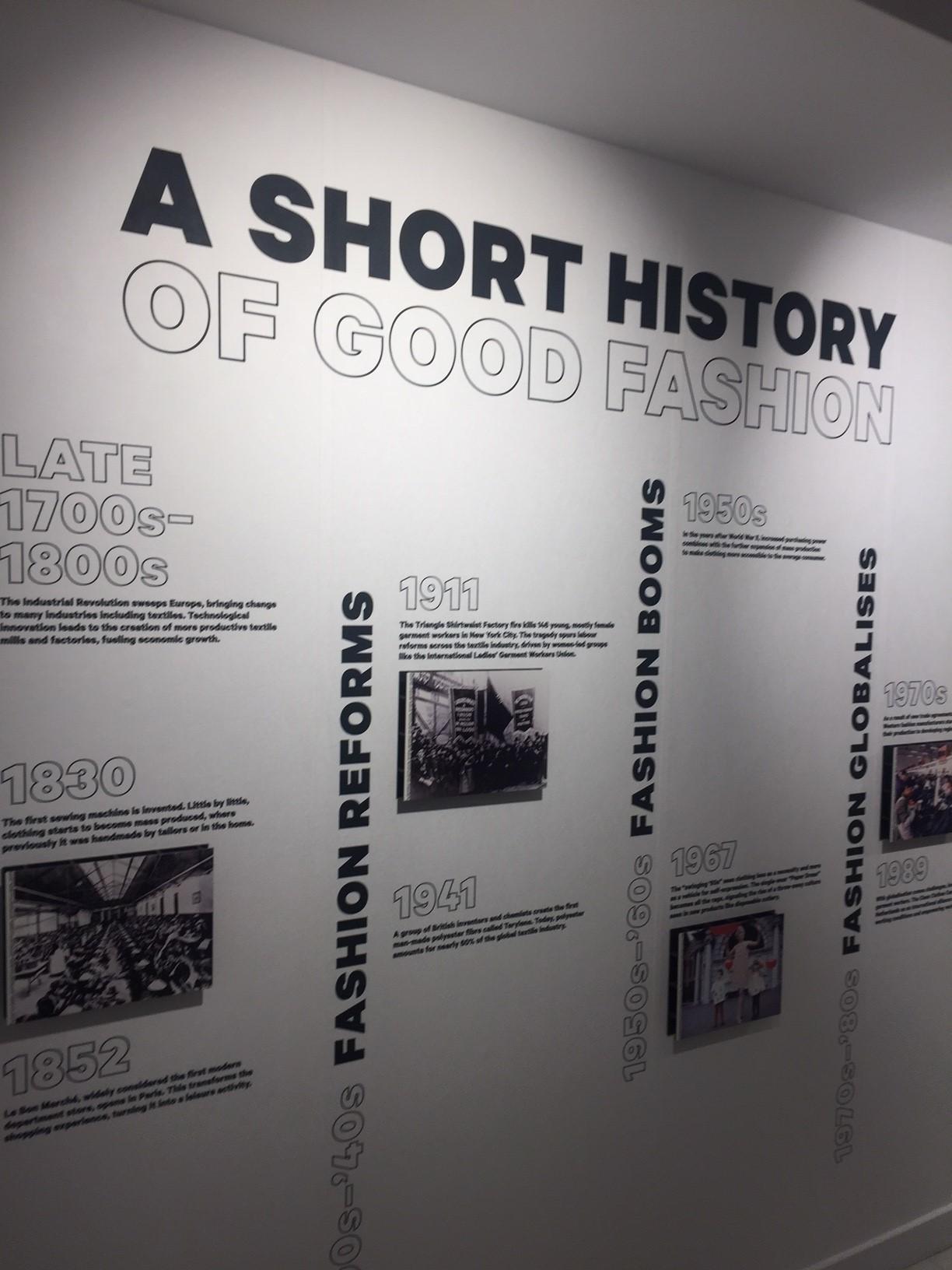 Fashion_for_good_Amsterdam Blick in die Vergangenheit