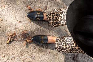 Meine modischen Lieblings-Ls: Loafer meets Leo in Paris