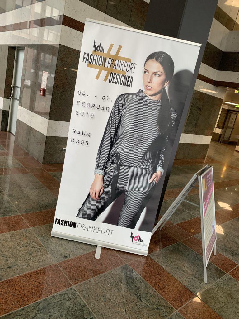 (Werbung) Hessisch4fashion meets: Die Fashion Frankfurt Designmesse 2019