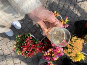 Fesher Samstagstipp für Wiesbaden: Das Marktfrühstück 2019