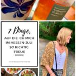 Gude, Hessensommer: 7 Dinge, warum der Juli in Hessen so richtig gut wird!