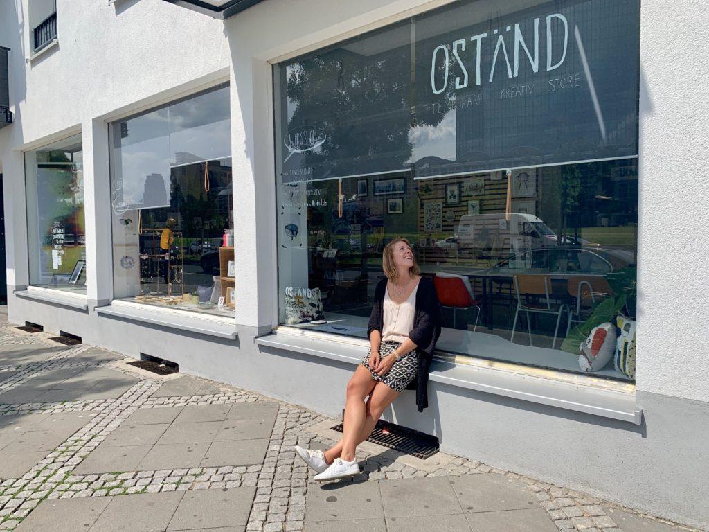 """Kreatives Frankfurt: Ein Besuch im stylischen Oständ Store """"Fränkfurt"""""""