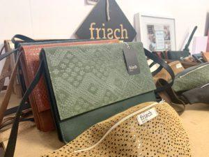 Handmade in Frankfurt: Stylisches Accessoires-Design von Frisch Beutel aus der Mainmetropole