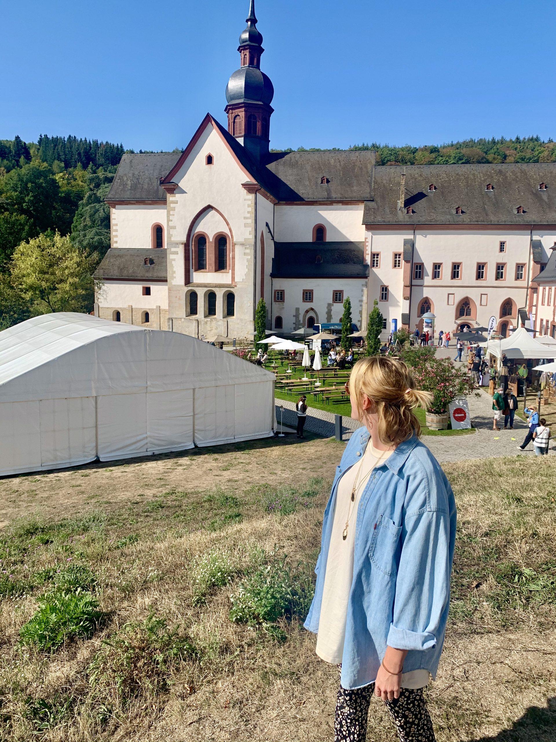 Wahrlich einzigartig: Mein Besuch auf dem unique Manufakturenmarkt im Kloster Eberbach